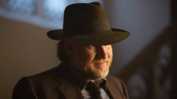 GOTHAM: Donal Logue in the ÒMad City: Red QueenÓ episode of GOTHAM airing ÒMad City: Blood RushÓ episode of GOTHAM airing Monday, Nov. 7 (8:00-9:01 PM ET/PT) on FOX. Cr: Nicole Rivelli/FOX.