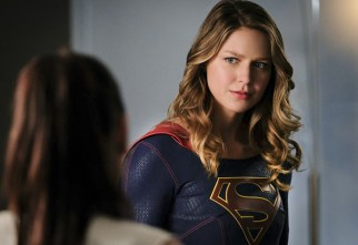 "Supergirl -- ""Crossfire"" -- Image SPG205b_0209 -- Pictured: Melissa Benoist as Kara/Supergirl -- Photo: Robert Falconer /The CW -- © 2016 The CW Network, LLC. All Rights Reserved"