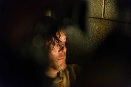 Norman Reedus as Daryl Dixon - The Walking Dead _ Season 7, Episode 3 - Photo Credit: Gene Page/AMC