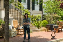 Chandler Riggs as Carl Grimes - The Walking Dead _ Season 7, Episode 4 - Photo Credit: Gene Page/AMC