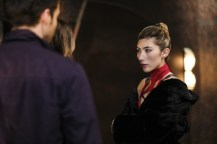 """Supergirl -- """"Supergirl Lives"""" -- Image SPG209b_0126.jpg -- Pictured: Dichen Lachman as Roulette -- Photo: Robert Falconer/The CW -- © 2017 The CW Network, LLC. All Rights Reserved"""