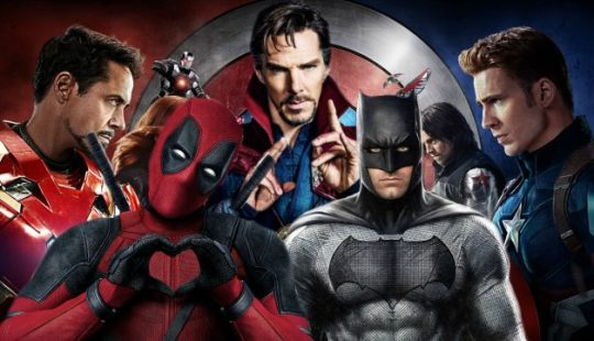 Every 2016 Superhero Movie Ranked From Worst To Best