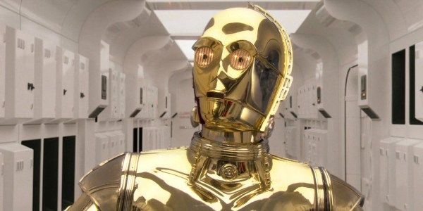 C-3PO Actor Anthony Daniels Thinks Disney Have Overfed Star Wars Fans