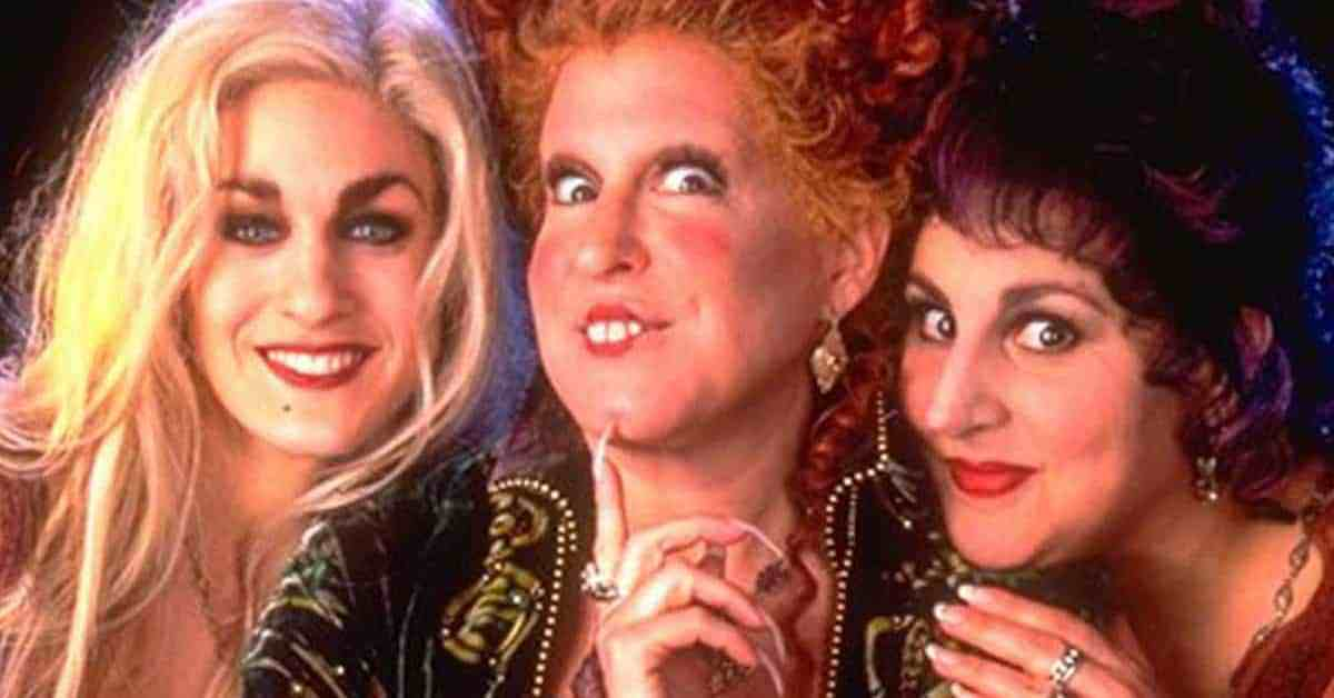 Hocus Pocus Is The Biggest Box Office Rerelease Of The Year