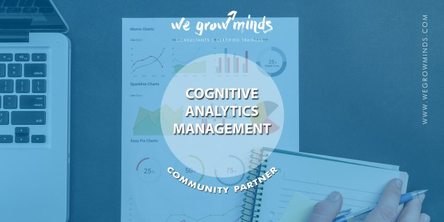 We Grow Minds is supporting Cognitive Analytics Management