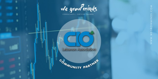 We Grow Minds is supporting CIO Lebanon Association