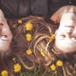 meisjes - vriendschap - lente