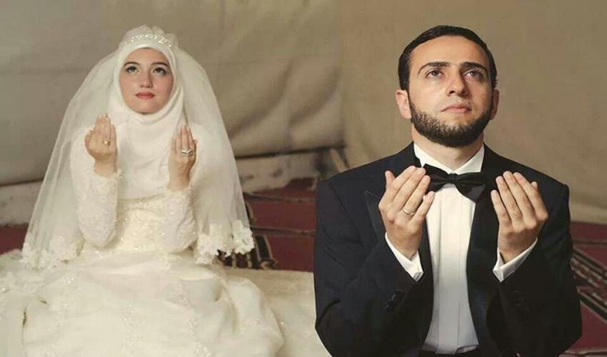 Muslimin Heiratet Christen Interreligiose Eheschliessung Durch