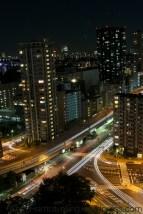 Street lights Tokyo style