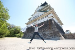 Osaka Castle #flashjump
