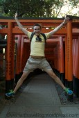 Shinto gates #flashjump