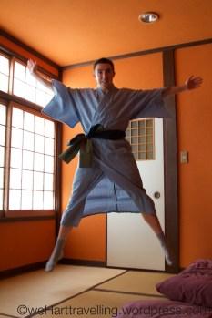 Ryoken Kimono #flashjump