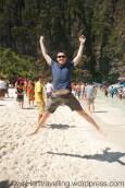 The Beach #flashjump