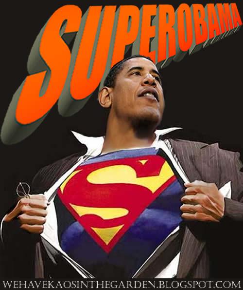Super Barata Obama