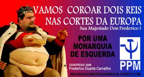 Frederico Duarte Carvalho outdoor PPM