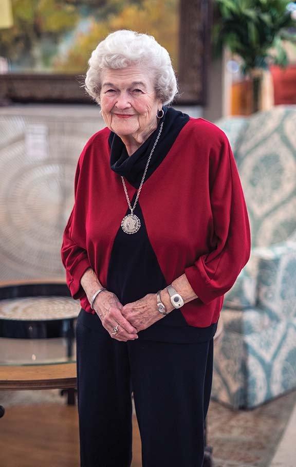 Malvern Woman To Retire Again On Her 90th Birthday