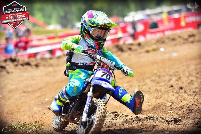 The Motocross Kid 7 Year Old Arkansan