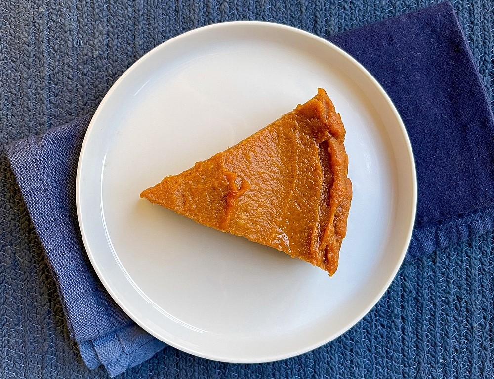 Garifuna Pumpkin Cake (Arkansas Democrat-Gazette/Kelly Brant)