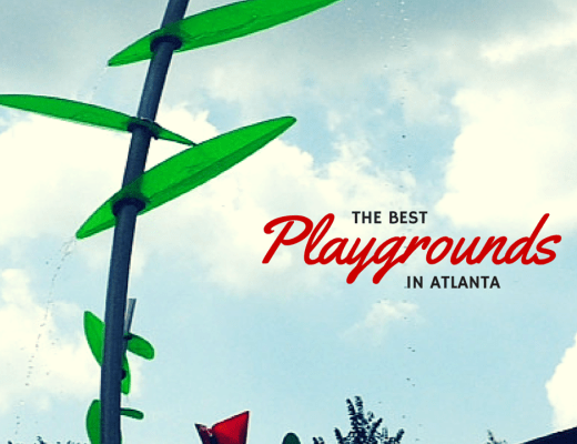 The Best Playgrounds in Atlanta