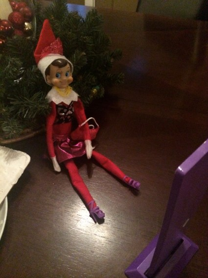 elf on the shelf barbie clothes