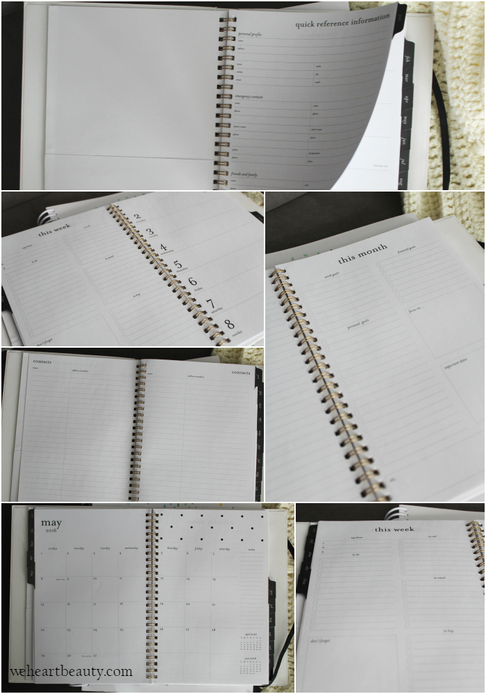 sugar paper la planner review