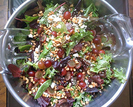 Oak Leaf Salad Best of Summer 2013: 15 Recipes to Celebrate the 4th of July