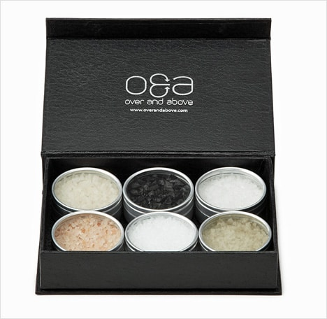 GiftGuide Food Salts L For the Chef   the we heart this gift guide