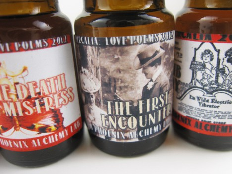 BPAL LupercaliaF An Ode to the Scents of BPAL Lupercalia (Manifestation of Love)