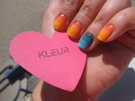 Kleur The Lipstick League    week of 6.18.12