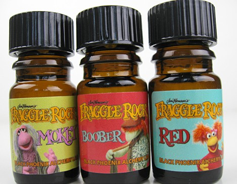 BPAL Fraggle Rock 3 BPAL Fraggle Rock Collection Review