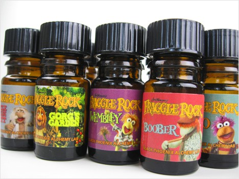 BPAL Fraggle Rock Intro2 The Review Teams Top 12 Beauty Products of 2012