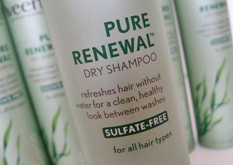 Aveeno Dry Shampoo 3 Aveeno Pure Renewal Dry Shampoo Review