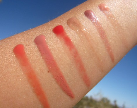 BenefitHighGloss5 Benefit Holiday 2012   High Flyin Glosses Review