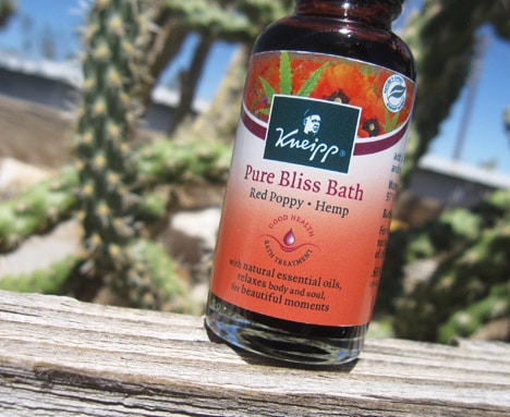 Kneipp1 Kneipp Pure Bliss Bath Oil and Mineral Salts   review
