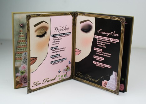 TooFacedLove7 Too Faced Love Sweet Love Set   Review, Photos & Swatches