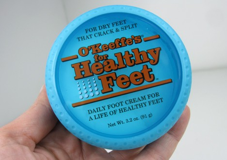 OKeefe4 OKeefes Working Hands and Healthy Feet Review
