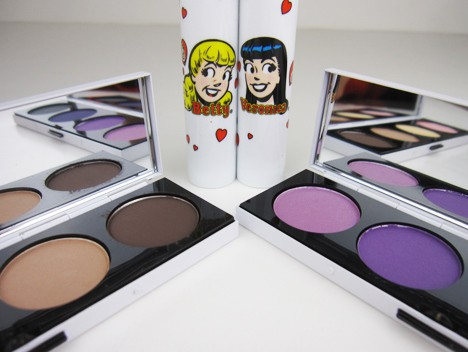 MACArchiepalette1 MAC Archie's Girls palettes and mascaras – review, photos & swatches