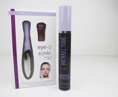 MichaelToddnfusion2 Michael Todd Eye O Sonic Infusion System Review