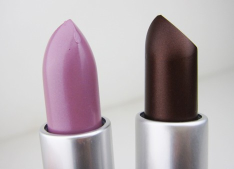 MACbeautieslips5 MAC Baking Beauties, lips & eyes – swatches and review