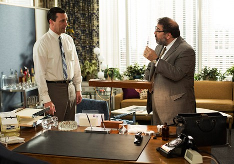 The Crash 2 Mad Men Musings: The Crash