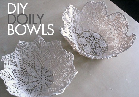 DIY Doliy bowl