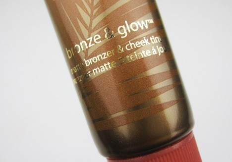 tarteGlow5 tarte Rainforest Glow review, plus a Park Avenue Princess revamp with Bronze & Glow