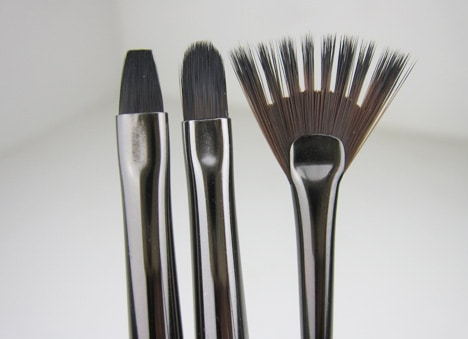 MUFE brushes lips art MAKE UP FOR EVER Artisan Brush Collection   a look at 15 of the new brushes
