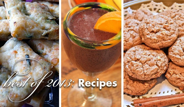 Best of 2013 recipes Best of 2013: Recipes