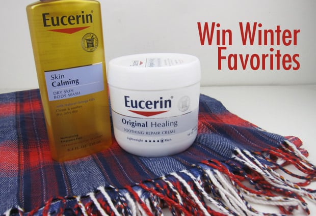 Eucerin giveaway December Eucerin giveaway: for skin, warmth and wallet (including a $100 Visa Gift Card!)