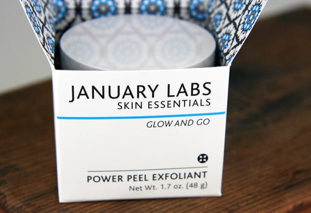 January Labs Power Peel Exfoliant 2 Jamming With January Labs   and Neil Young?