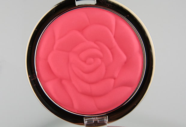 Milani Rose Blush 7 Coral Cove Milani Rose Powder Blush   Review and Swatches