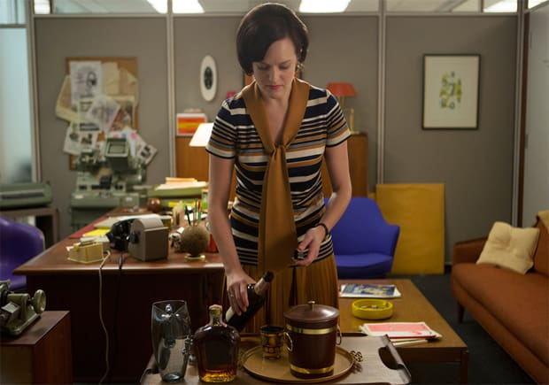 peggy Mad Men Musings: The Monolith