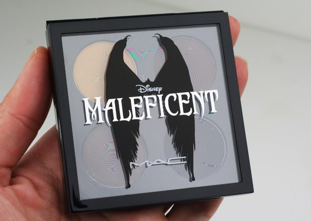 MAC Maleficent 12 eye shadow  Even a heroine could be tempted by the MAC Maleficent collection!