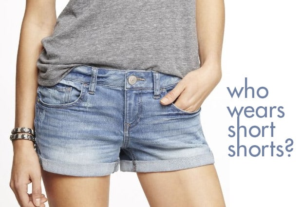 best fashion jeans shorts for 2014